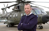 WO1 David Rowlands awarded MBE