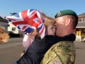 South West Royal Marines home from Afghanistan 
