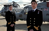 A double take for 702 Naval Air Squadron