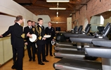 Navy's new-look sports HQ opens for business