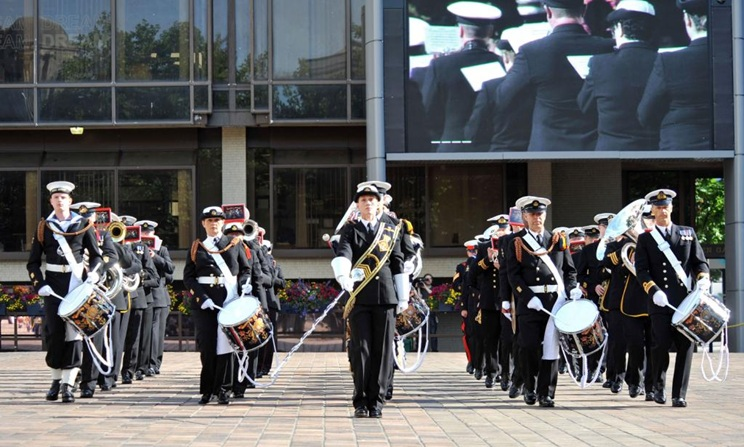 HMS Heron Volunteer Band