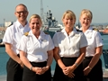 Strong home ties for royal navy unit