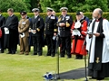 osport sailors join with community to remember those lost in WWII
