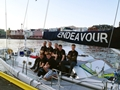 Novice Royal Marines sail 1664 Challenge yacht to Norway