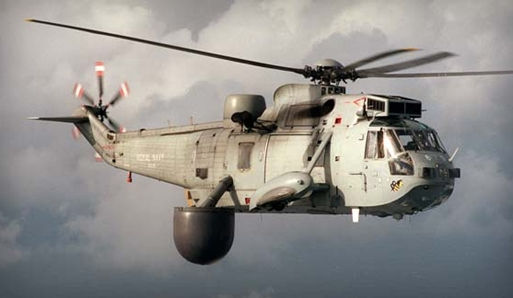 Sea King ASaC Mk7