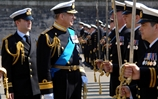 New Naval officers receive Royal seal of approval