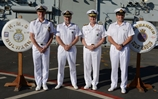 NATO staff take tour of HMS Bulwark