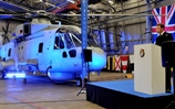 Merlin comes of age as Culdrose crews get their hands on new Mk2 helicopter