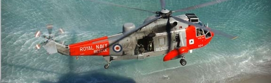 Sea King Mk V