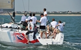 Royal Navy launches first racing yacht