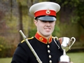 Military Musician Wins Solo Prize