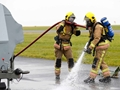 Culdrose holds crash management exercise