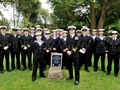 Penzance dedicates a memorial to wartime forebears