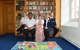Royal Navy maternity coaching scheme declared a success