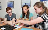 Youngsters set sail to learn about nuclear marine engineering