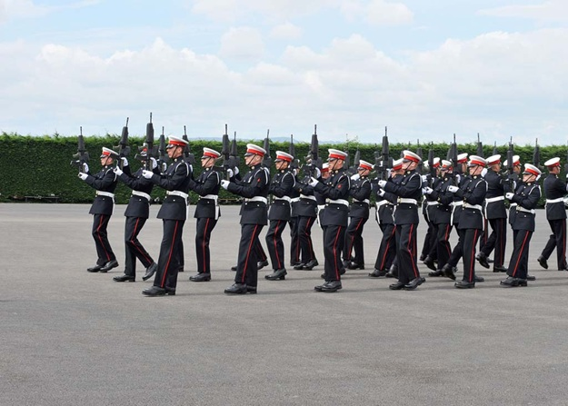 King's Squad, 157 Troop