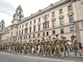 Parade marks return from Afghanistan