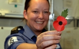 Why I wear my Poppy - PO Wtr Michelle Evans, HMS Montrose