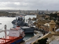 HMS Bulwark affiliates visit in Malta