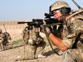 Olympic Rower Serves With Royal Marines In Helmand