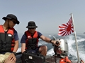 Japanese anti-mine experts join RFA Cardigan Bay