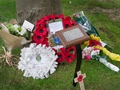 HMS Collingwood commemorate 70th anniversary of bombing