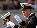 Sea Cadet Corps music director awarded MBE