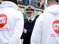 Royal visitor meets record breakers at Naval Base Clyde
