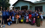 Sutherland's sailors brighten the lives of African orphans