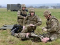 Commando medics in training