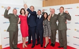 Royal Marines Charitable Trust Fund wins national award
