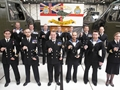 Fleet Air Arm presents Aviators and Support Personnel with Afghanistan Operational Service Medals