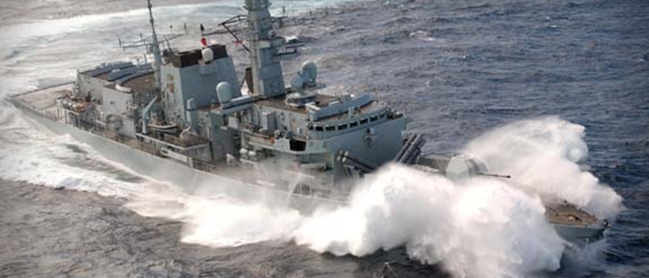 HMS Montrose