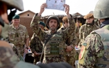 First Afghan Reconnaissance Troops Complete Training