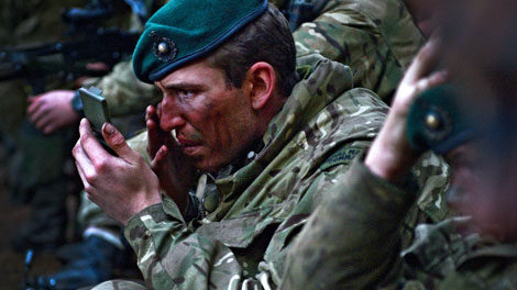 A day in the life of a Royal Marine