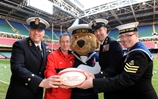 Sailors hope to smash £200K Help for Heroes barrier at Six Nations decider