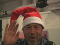 Christmas messages from HMS Richmond