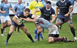 RN and RAF rugby union teams