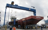 Defence Secretary Pushes Carrier Build Forward