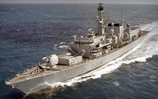 HMS Northumberland