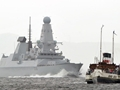Homecoming – Glasgow's own warship, HMS Defender, makes first call at adopted city and opens to the public