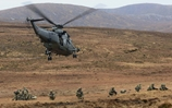 Royal Marines blast into Scotland for live firing exercise