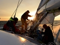 Fair weather for RM1664 Challenge sail