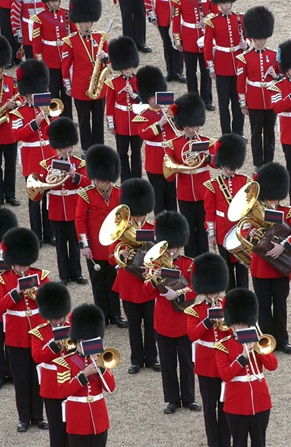 Military Bands to play at Olympic venues