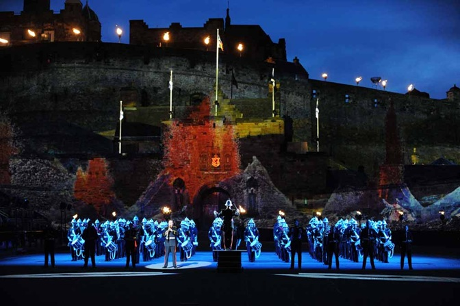 Burgh Musician Hits Right Note As Edinburgh Tattoo Goes 'Of The Sea'