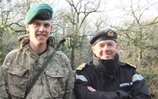 Poole builder completes Commando Course