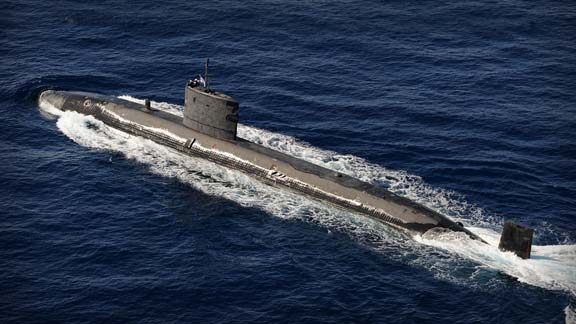 HMS Talent