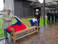 Unveiling the bench