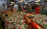 Christmas Onboard HMS Monmouth