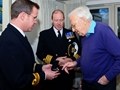 Glasgow Royal Navy veteran receives Arctic Star for his role in 'worst journey in the world'